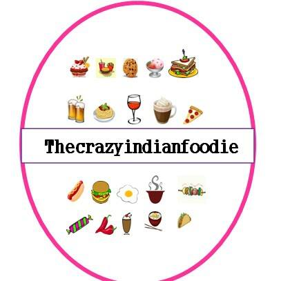 The Crazy Indian Foodie